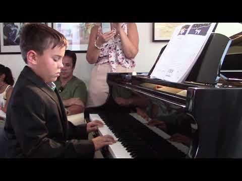 Piano World Recital