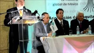 Flavio Sandoval González, Discurso Toma de protesta 2014, INDEX MEXICALI