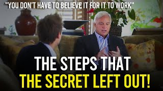 The Secret Left THESE STEPS OUT | Jack Canfield (the correct way to manifest)