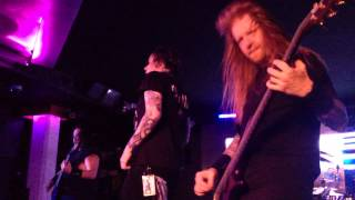 Fear Factory - Leechmaster live in Victoria, BC on 05/28/13