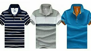 Best Men Polo Shirts For 2019 ।  Latest Polo T-Shirts For Men ।  Fantastic Fashion World