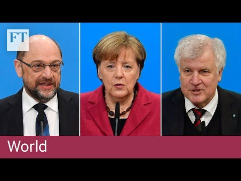 Germany's coalition of the unwilling