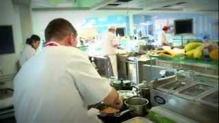 Coeliac UKs Gluten-free Chef Of The Year Competition 2011