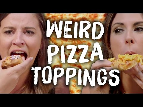 5 Weird Pizza Toppings People Actually Eat (Cheat Day)