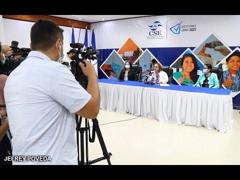 Demarcados los Centros de Votación para elecciones generales 2021 en Nicaragua
