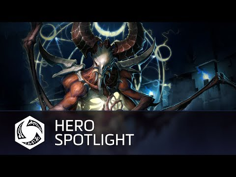 Mephisto Spotlight - a New Ranged Assassin Coming to the Nexus