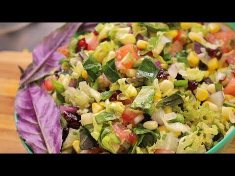 Grow this and Get Free Food for Ever – Garden to Table Summer Salad Recipe