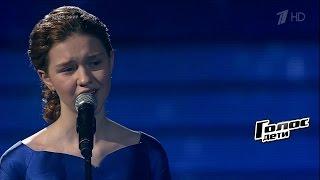 Елизавета Качурак «Молитва» - Финал - Голос.Дети - Сезон 4
