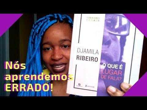 O QUE É LUGAR DE FALA? - Djamila Ribeiro | RESENHA | Nathália Braga