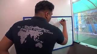 Teacher Mark – Giáo viên bản ngữ tại CIP