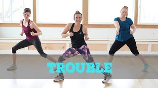 """TROUBLE (feat. Nikki Williams)"" II Parov Stelar II Dance Fitness II Cardio Workout"