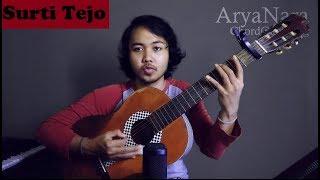 Chord Gampang (Surti Tejo - Jamrud) By Arya Nara (Tutorial Gitar)