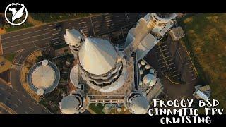 Fpv freestyle diwfpv - Froggy BSD FPV Cruising