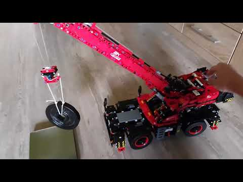Lego Technic 42082 Rc 100 Lego Takwoonken Yu Video Free Music