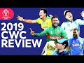 Review of 2019 Cricket World Cup | Top Moments, Catches, Shots & Bowling! | ICC video download