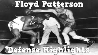 Floyd Patterson - Bob and Weave Defense Highlights