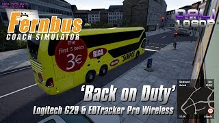 ad1566c0f5a Fernbus Simulator 'Back on duty' PC Gameplay 1080p 60fps