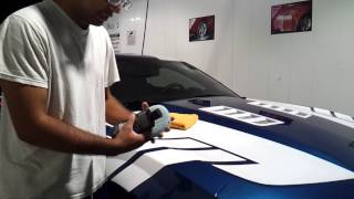 How To Remove Embedded Dirt Out Of Vinyl Stripes