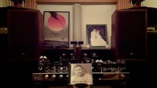 SANSUI SP2000 - Close Your Eyes (Aaron Neville)