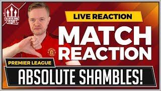Goldbridge - Brighton vs Manchester United 3-2 | Mourinho OUT Classed!