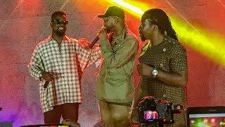 Sarkodie surprises Obrafour as he performs Pae Mu Ka | Ghana Music