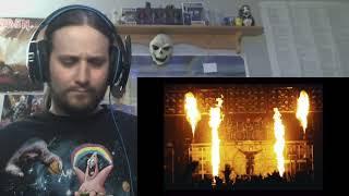 Rammstein   Morgenstern (Live Volkerball) (Reaction)