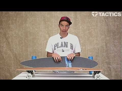 Arbor Timeless Pin & GT Bamboo 46 Inch Complete Longboard Review – Tactics.com
