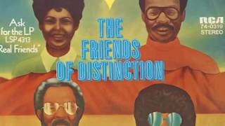 """Friends Of Distinction """"Love Or Let Me be Lonely"""" My Extended Version!"""