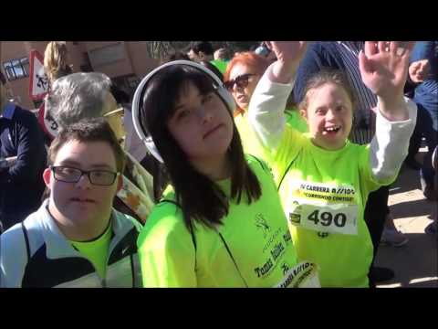 Watch video Carrera Solidaria de ASSIDO - Corriendo Contigo IV (2016)