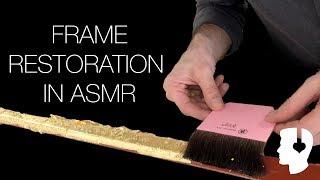 The Restoration of Guy Wiggins' Frame in ASMR