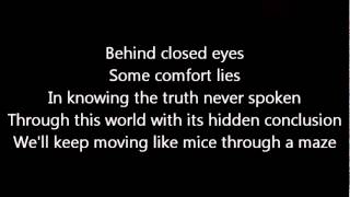Dream Theater-Afterlife (Lyrics)