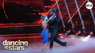 Iman Shumpert's Argentine Tango – Dancing with the Stars