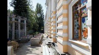 Новая колоннада украсит отреставрированный театр кукол в Ставрополе