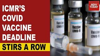 Covid Vaccine Soon?: CPI Attacks Modi Government Over Covid-19 Vaccine Deadline - Download this Video in MP3, M4A, WEBM, MP4, 3GP