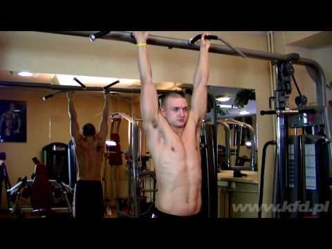 Ćwiczenia na wzmocnienie mięśni kręgosłupa szyjnego
