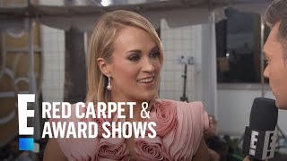 Carrie Underwood Reveals Wild Skydiving Trip  E Live From The Red Carpet