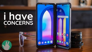 Top 5 LG V60 ThinQ 5G Concerns and Unboxing