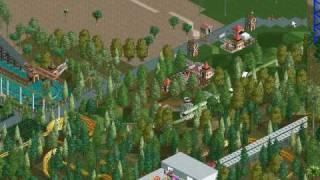RollerCoaster Tycoon 2 video