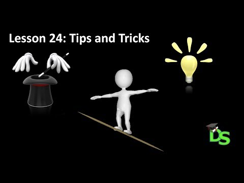 Delphi Programming Tutorial – Lesson 24: Tips And Tricks