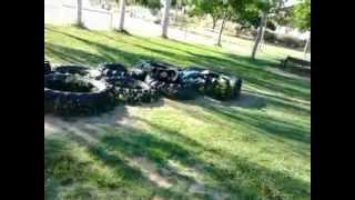preview picture of video 'ruedas asesinas (el show de ibai)'