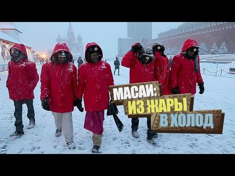 Масаи: из жары в холод - документальные фильмы и программы