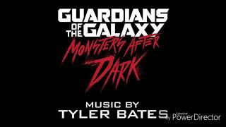 Guardians of the galaxy Monsters After Dark music by Tyler bates.