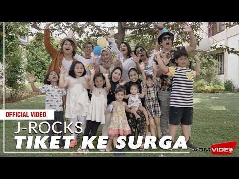 J-Rocks - Tiket Ke Surga   Official Music Video