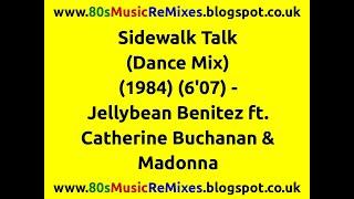 Sidewalk Talk (extended Dance Mix) - Madonna