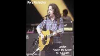Rory Gallagher - Take Out Some Insurance (Loreley 1986)