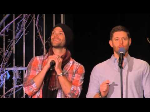 VegasCon 2016 GOLD FULL Panel Supernatural [rus sub] русские субтитры