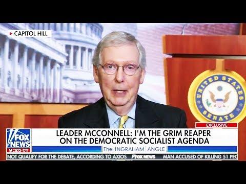 "Mush-Brained Republican: DC & Puerto Rico Statehood is ""Socialism"""