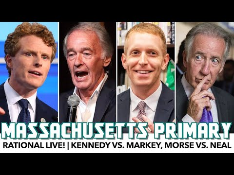 Rational Live! | Massachusetts: Kennedy vs. Markey, Morse vs. Neal