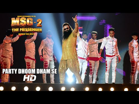 Party Dhoom Dhaam Se Msg 2 The Messenger