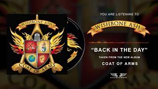 WISHBONE ASH - Back in the day